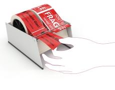 Aplicador de cinta de embalar - Equipamiento de packaging