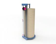 Portarrollos cortador - Equipamiento de packaging
