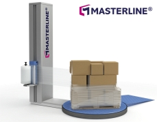 Masterline machine rekwikkelfolie